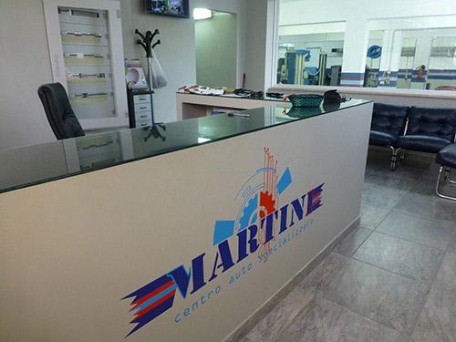 centro auto martini meccanica gomme impianti a gas